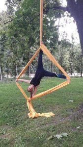 Aerial Silks Quadrat