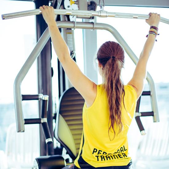 Personal Fitness Trainer Wien