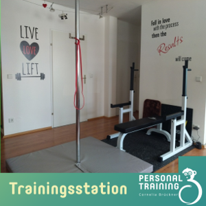 Trainingsstation