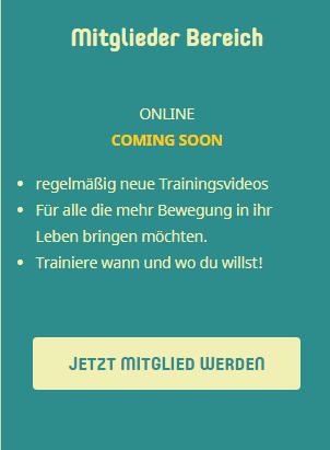 Online Fitness Training