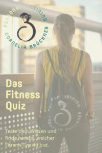 Fitness Quiz Typentest