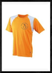 Trainingsshirt orange